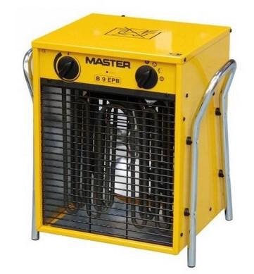 Generatori d'Aria calda - B 9  (Corrente Elettrica)