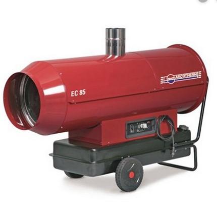 Generatori d'Aria calda - EC 85 (Combustione indiretta)
