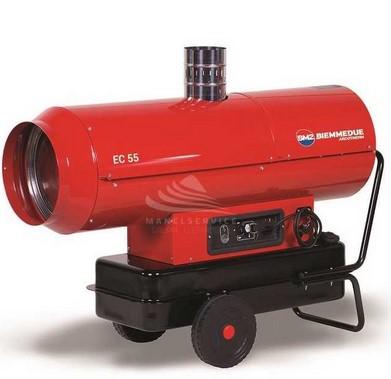 Generatori d'Aria calda - EC 55 (Combustione indiretta)