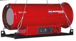 Generatore d'aria calda - GE/S 105 (Combustione Diretta)