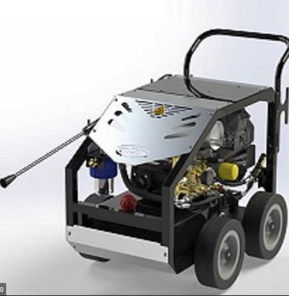 Noleggio Idropulitrice a Motore - Mazzoni KXSB 15/500